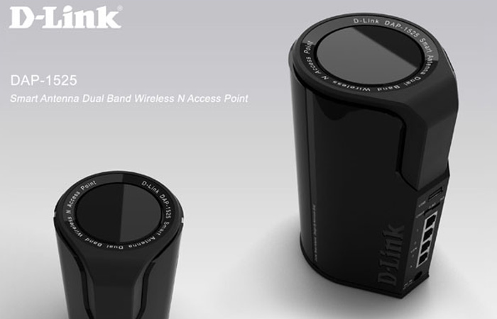 D-Link While Home Router (DAP 1525)